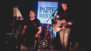 5th Anniversary Pure Invention @ Gemeindehauses in Achim