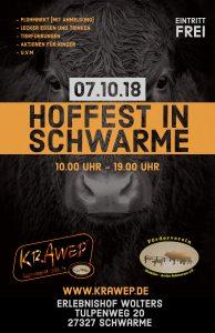 Hoffest in Schwarme @ Nutztierarche Schwarme