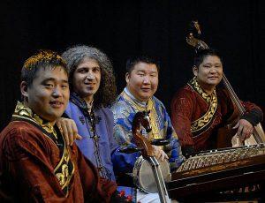 Sedaa: Mongolian meets Oriental @ Schützenhalle Kreuzbuchen | Ottersberg | Niedersachsen | Deutschland