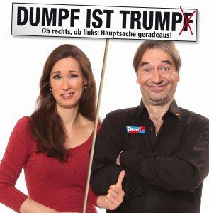 Die Buschtrommel: DUMPF ist TRUMP(F) @ Kasch | Achim | Niedersachsen | Deutschland