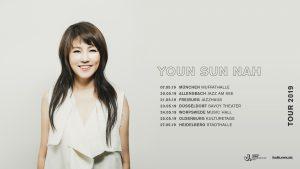 Youn Sun Nah -  Magische Stimme @ Music Hall | Worpswede | Niedersachsen | Deutschland
