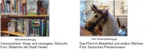 Märchenerzählungen: Das Pferd im Brautkleid und andere Märchen @ Pferdemuseum | Verden (Aller) | Niedersachsen | Deutschland