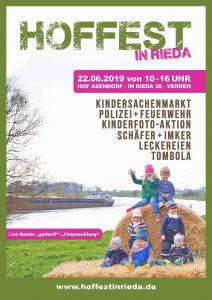Hoffest in Rieda @ Hof Asendorf | Verden (Aller) | Niedersachsen | Deutschland