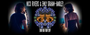 Nico Rivers und Emily Graham-Handley/USA @ Vielseitig | Verden (Aller) | Niedersachsen | Deutschland