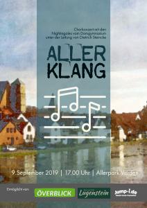 AllerKlang - mit den Nightingales vom Domgynasium @ Allerpark | Verden (Aller) | Niedersachsen | Deutschland