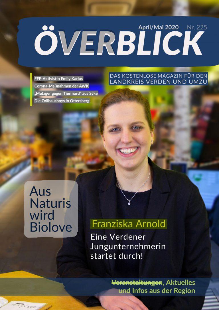 Överblick Ausgabe April/Mai 2020