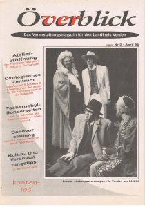 Överblick 2.Ausgabe 1996