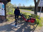 Die Samtgemeinde Thedinghausen bietet zusätzlichen Service für Radfahrer an