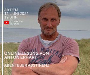 Anton Erhart zu Gast bei St. Nikolai @ Online